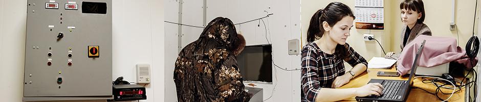 Испытания теплозащитных свойств одежды в климатической камере