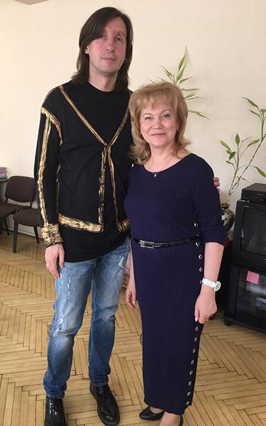 Встреча с дизайнером Сергеем Сысоевым